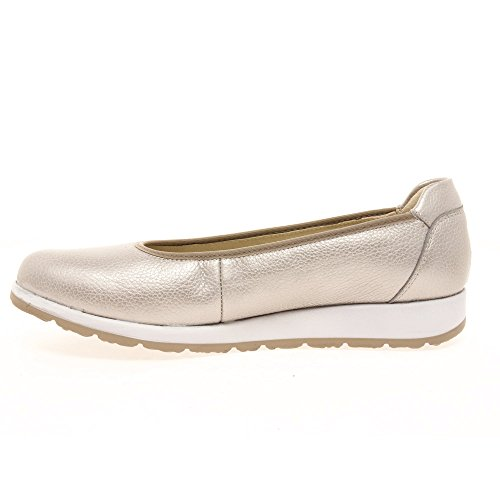 966501 Ballerina Waldlaufer Taupe Hara Da 172 In Donna Taupe Pelle 150 H 230 dwFFHTaqX