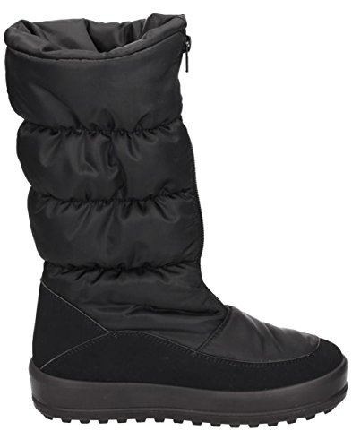 Manitu 991176 Black Women's Snow Black Boots wwg67rvq