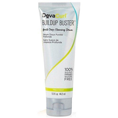 DevaCurl Buildup Buster Micellar Water Gentle Deep Cleansing Serum 1.5 oz