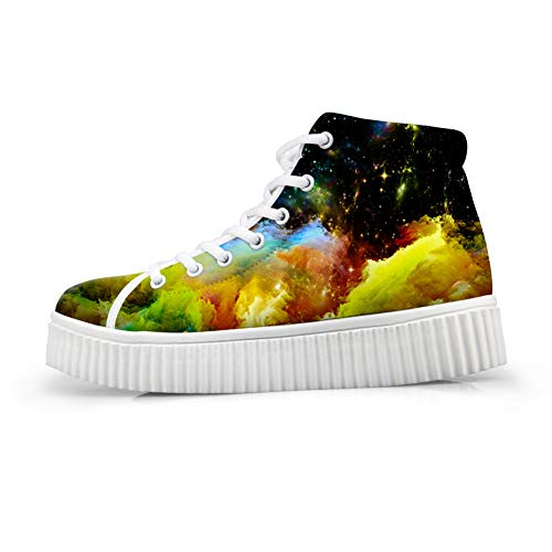 1 Galaxy Montants Coloranimal Femme Space RxIdUEq