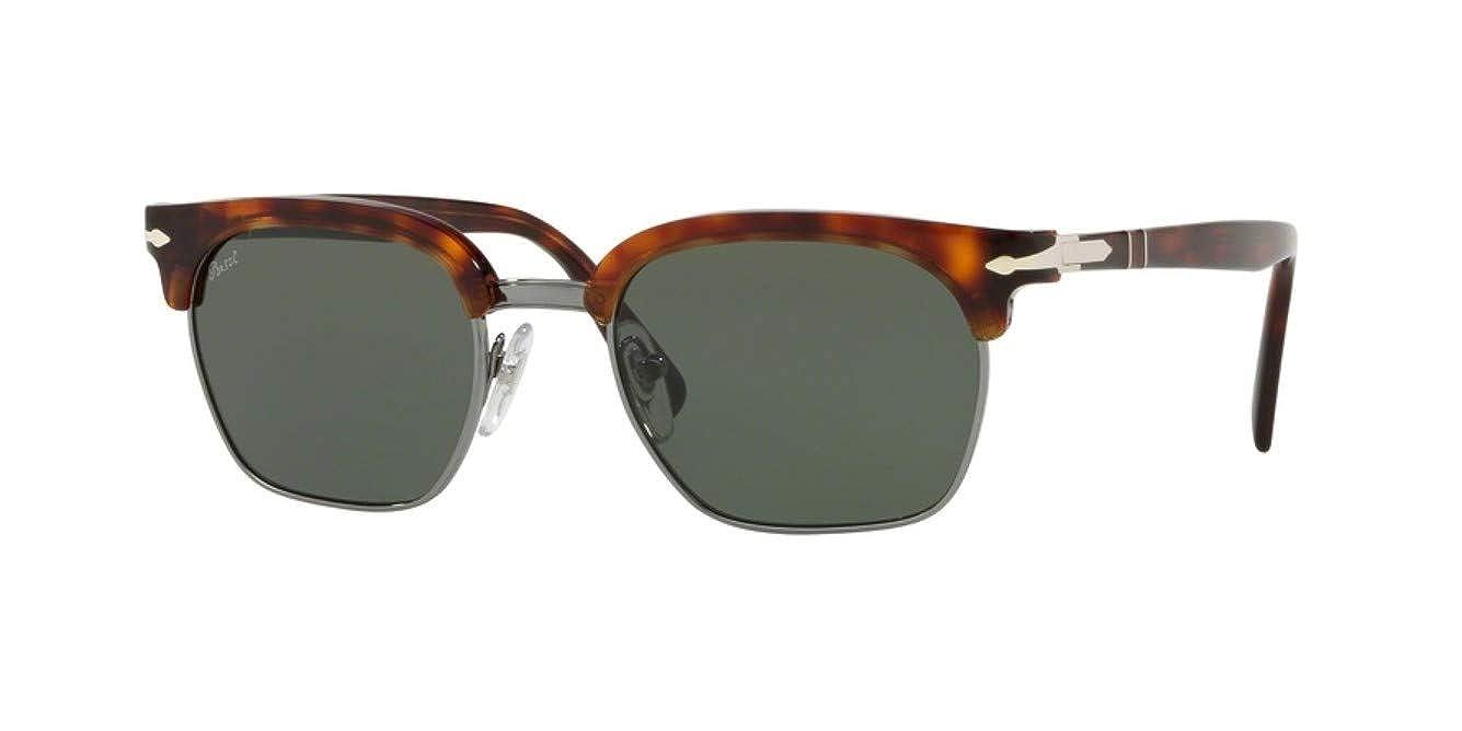 a1374a2e52d71 Persol Unisex Adults  0Po3199S 24 31 53 Sunglasses