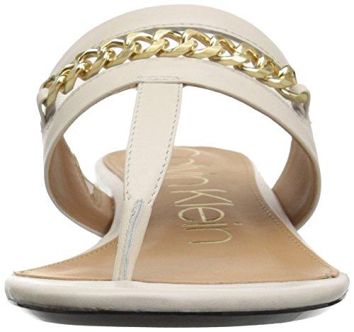 Calvin Klein Womens Francie Sandal Soft White ne72Jg1