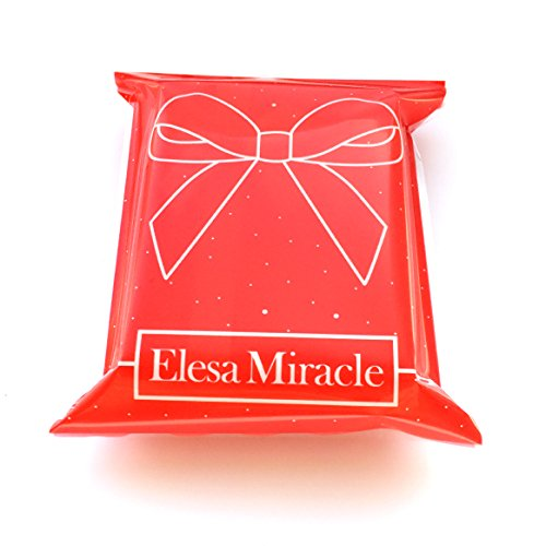 Elesa Miracle Baby Girl Nylon Headbands and Bows Gift Box Set for Newborn Infant Toddler Kids