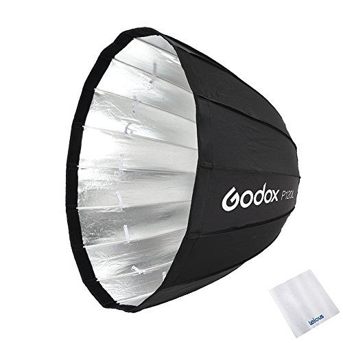 godox P120L 120cm / 48'' Deep Parabolic Softbox Bowens Mount - Light Version by Godox