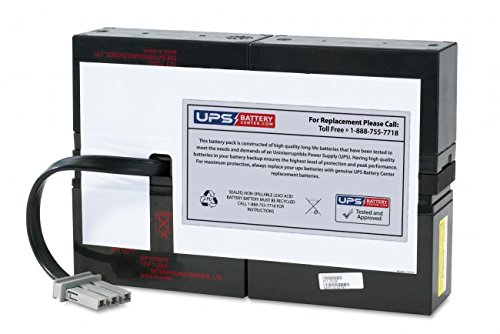 APC Smart-UPS SC 1500 UPS Replacement Battery Pack by UPS Battery Center