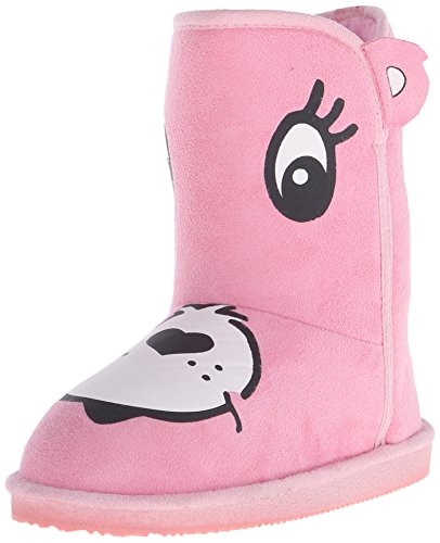 Iron Fist Women's Care Bears Stare Fugg Boot, Pink, 8 M US