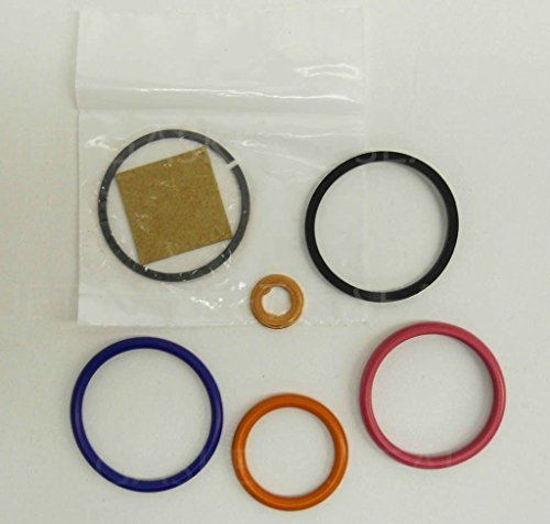 FORD POWERSTROKE INJECTOR O-RING KIT 7.3L , 8 SETS! DT466E I530 ()