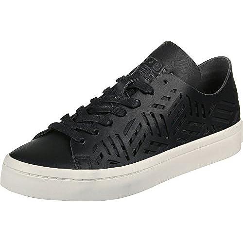 adidas Courtvantage Cutout W, Chaussures de Fitness Femme