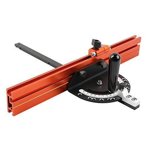 O'skool 18 Inch Miter Gauge Fence system (Bosch Miter Saw Wrench)