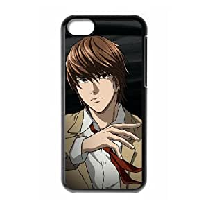 Death Note iPhone 5c Cell Phone Case Black F7K4OG