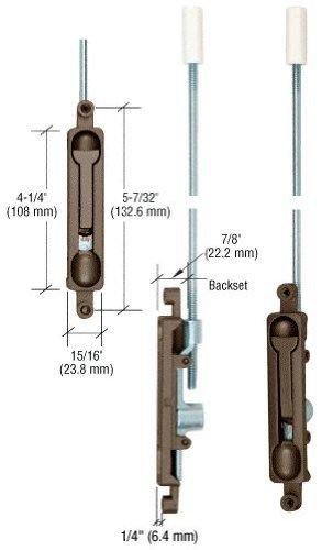 Offset Flush Bolt - 6