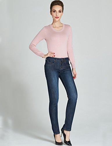 Camii 5 Mia Blau Donna Jeans 847b Wfzw0Yq