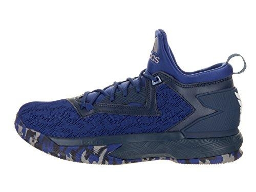 new style eed3e 32417 adidas D Lillard 2 Herren Basketballschuh Croyal  Tecste  Ft