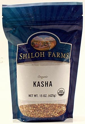 Shiloh Farms: Kasha (Roasted Buckwheat Groats) 15 Oz (6 Pack)