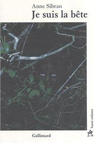 Book's Cover ofJe suis la bête