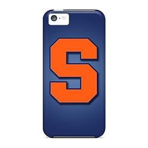 Plastic Iphone 5c Back,Syracuse Orange AtHigh-definition iphone style case yueya's case