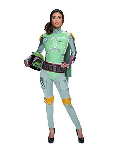 Rubie's Costume Women's Star Wars Boba Fett Woman's