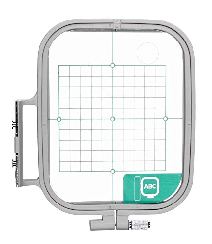 Sew Tech Medium Hoop 4'' x 4'' (100x100mm) - Brother, Baby Lock (SA432) (EF62) by SewTech