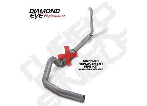 (Diamond Eye K4307A-RP Turbo-Back Exhaust Kit)