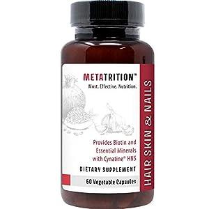 Metatrition Hair Skin & Nails, 60 Count