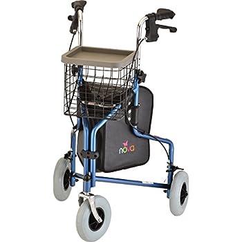 Amazon.com: Health Line - Andador de aluminio para personas ...
