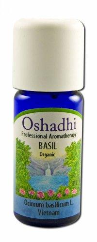 Essential Oil Singles Basil, Organic 10 -