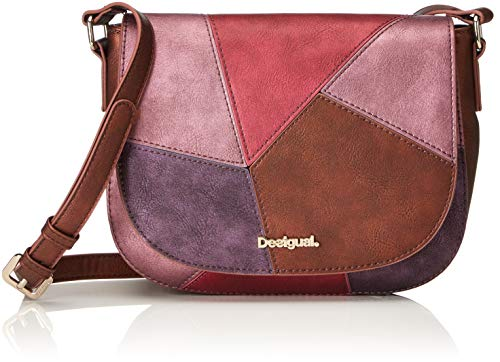 Desigual 18WAXP90 Red Magenta Accessories Bag OOxZq8wX