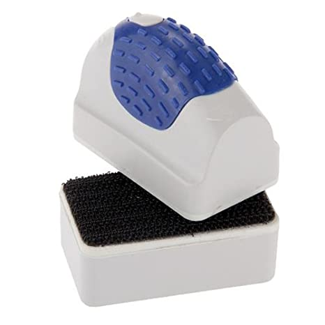 Limpiador Magnética para Limpiar Vidrio de Acuario Tanque Pez: Amazon.es: Hogar
