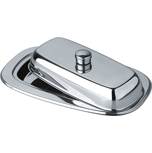 Cuisinox Rectangular Butter Dish ()