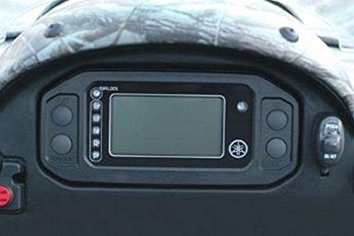 Yamaha Rhino Fuel Gauge - Yamaha OEM 2007-09 Rhino 450 Digital Meter Kit. Multi-Function LCD. SSV-2P581-20-00