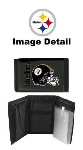 Pittsburgh Steelers Quality Pocket Wallet product image