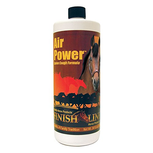 Finish Line Horse Products Air Power