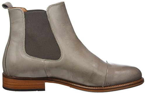 TEN POINTS Diana, Stivali Chelsea Donna Grigio (Taupe)