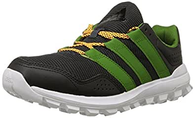 adidas Performance Men's Slingshot TR M Running Shoe,Dark Grey/Black/White,6.5 M US