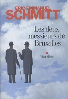 Les deux messieurs de Bruxelles, Schmitt, Éric-Emmanuel