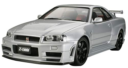(Tamiya Nissan Skyline GT-R R34 - Nismo Z-tune 1/24 Scale Model Kit 24282)