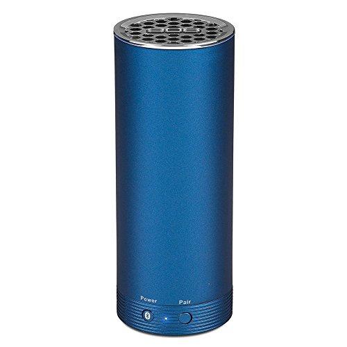 808 Audio NRG Wireless Bluetooth Speaker, Blue