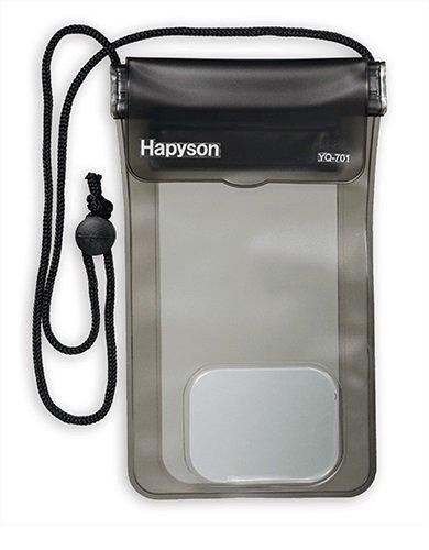 ハピソン(Hapyson) スマートフォン防水ケース+釣り計測アプリ. YQ-701の商品画像