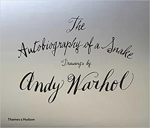 Andy Warhol, the autobiography of a snake