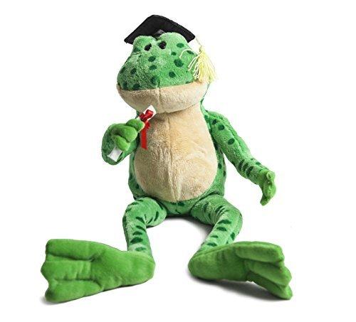 GUND Farley Frog Graduate