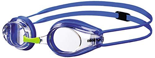 Arena 1E559/70 Gafas de Natación, Unisex Adulto, Transparente (Clear Blue), Talla Única