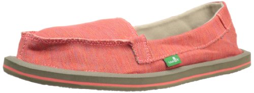 Sanuk Femmes Shorty Plat Corail Multi