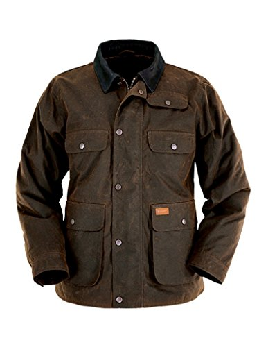 - Outback Trading Co Men's Overlander Jacket Bronze X-Large