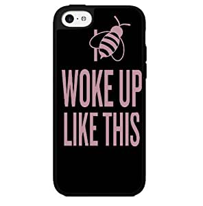 Cat Humor Funny Quotes Hard Snap on Phone Case (iPhone 5/5s)