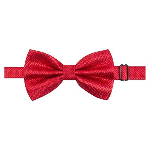 Papillon Mode Fête Nœud Alizeal Noué Soirée Mariage Homme Pour Déjà rouge Up5pfIqw