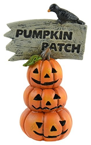 Touch of Nature Pumpkin Patch Sign 3inch