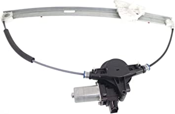 A-Premium Power Window Regulator without Motor Compatible with Mazda 3 3 Sport 2010-2013 Front Passenger Side