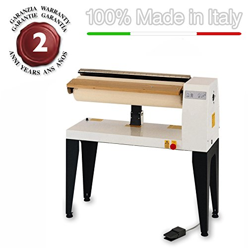 EOLO PROFESSIONAL ROLLER IRONER MG02 2 kwatt 80 cm basis with legs 230 Volts by EOLO H&P