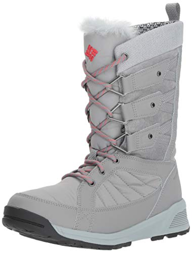 Omni Grey Columbia Size Red Hiking Meadows Boots Rise Heat High 3D Women's Sunset Monument 5 Txa1x4