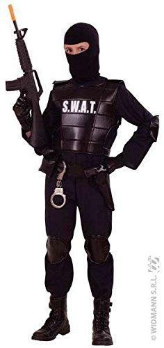 Costume commando de swat elite talla 128: Amazon.es: Juguetes y juegos
